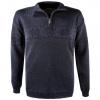 Kama Rune, merino sweater, men, navy