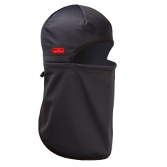 Kama softshell face mask, black