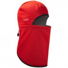 Kama softshell face mask, red
