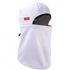 Kama softshell face mask, white