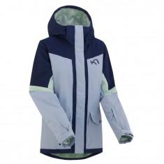 Kari Traa Corkscrew ski jacket, women, calm