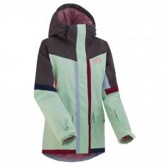 Kari Traa Corkscrew ski jacket, women, minty