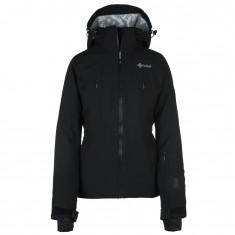 Kilpi Addison-W womens ski jacket, black