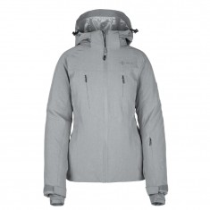 Kilpi Addison-W womens ski jacket, grey