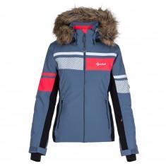 Kilpi Aniela-W, ski jacket, women, blue
