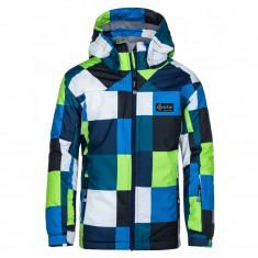 Kilpi Ateni-JB, ski jacket, junior, dark blue