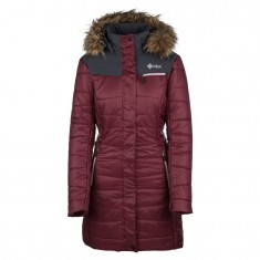 Kilpi Baara-W, winter jacket, women, red