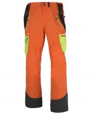Kilpi Blake, ski pants, men, orange