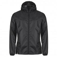 Kilpi Deneri-M, rainjacket, men, black