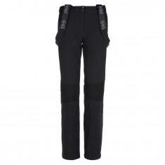 Kilpi Dione-W, softshell ski pants, women, black