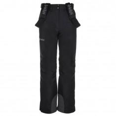 Kilpi Elare-JG, ski pants, junior, black
