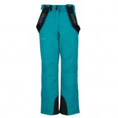 Kilpi Elare-JG, ski pants, kids, turquoise