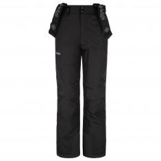 Kilpi Elare, ski pants, junior, black
