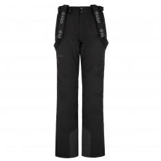 Kilpi Elare, ski pants, plus size, women, black