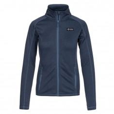 Kilpi Eris-W, fleece jacket, womens, blue