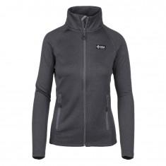 Kilpi Eris-W, fleece jacket, womens, dark grey