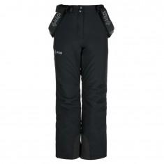 Kilpi Europa-JG, junior ski pants, black