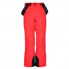 Kilpi Europa-JG, junior ski pants, pink