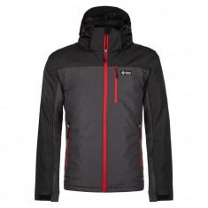 Kilpi Flip-M, ski jacket, men, dark grey