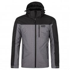 Kilpi Flip, ski jacket, plus size, men, black