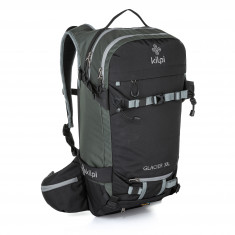 Kilpi Glacier, backpack, 30L, dark grey