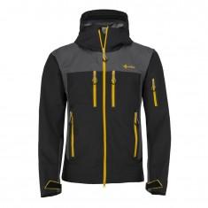 Kilpi Hastar-M, mens shell jacket, black