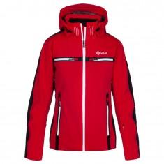 Kilpi Hattori-W, ski jacket, women, red