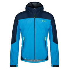 Kilpi Hurricane-M rainjacket, men, Blue