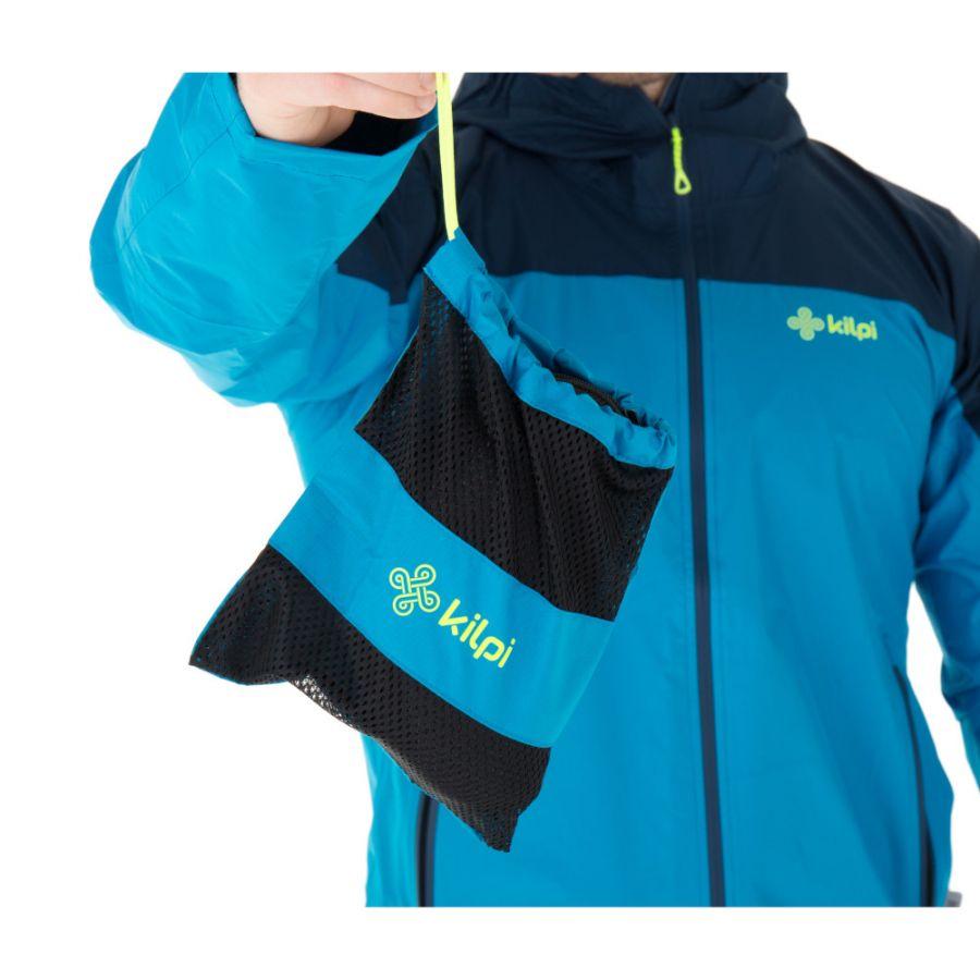 Kilpi Hurricane-M rainjacket, men, Blue
