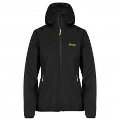Kilpi Hurricane rain jacket, women, black