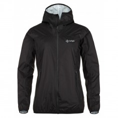 Kilpi Hurricane-W rainjacket, women, black