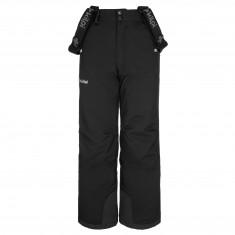 Kilpi Methone, ski pants, junior, black