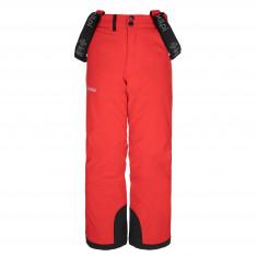 Kilpi Methone, ski pants, junior, red