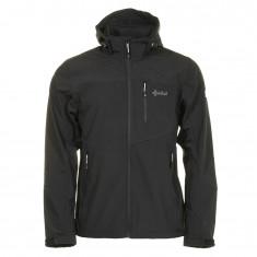 Kilpi Milo, softshell jacket, men, black