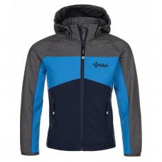 Kilpi Milo, softshell jacket, junior, blue