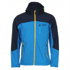 Kilpi Milo, softshell jacket, men, blue