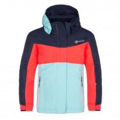 Kilpi Mils-JG, ski jacket, kids, pink