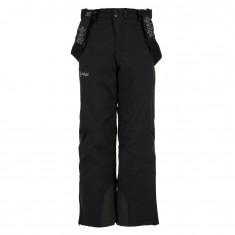 Kilpi Methone-JB, ski pants, junior, black