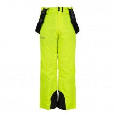 Kilpi Mimas-JB, ski pants, junior, yellow