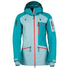 Kilpi Nalau hardshell jacket, women, blue