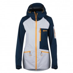 Kilpi Nalau hardshell jacket, women, dark blue