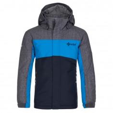 Kilpi Ober-JB, ski jacket, kids, dark blue