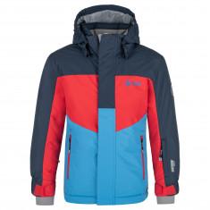 Kilpi Ober, ski jacket, junior, dark blue
