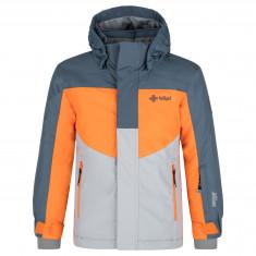 Kilpi Ober, ski jacket, junior, blue