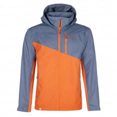 Kilpi Orleti, rain jacket, men, orange