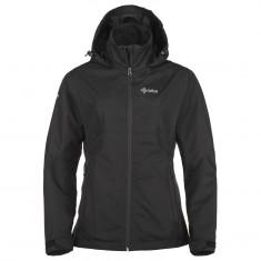 Kilpi Ortler rain jacket, women, black