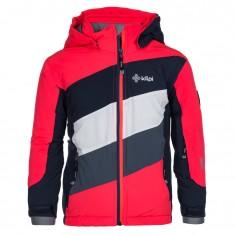 Kilpi Saara-JG, ski jacket, junior, pink