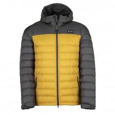 Kilpi Svalbard-M, dunjacka, herr, yellow