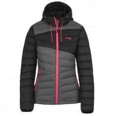 Kilpi Svalbard-W womens down jacket, grey