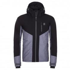 Kilpi Tauren-M, ski jacket, men, Dark Grey
